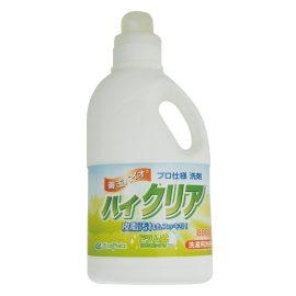 善玉バイオ 洗濯用洗剤 ハイクリア 800g