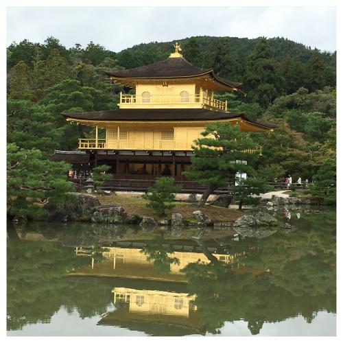 [クロワールスタッフブログ]いざ、金閣寺へ!