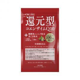 <新発売>クロワール還元型コエンザイムQ10